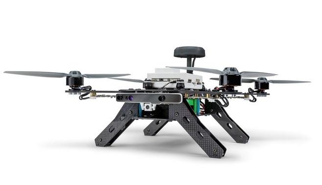 Дрон Intel Aero поможет разработчикам ПО для БПЛА