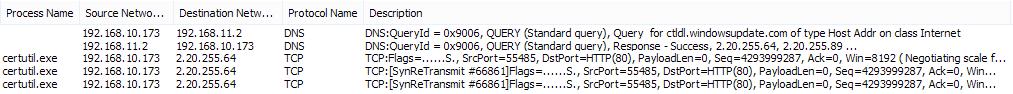 Неожиданная особенность проверки сертификатов в Windows - 1