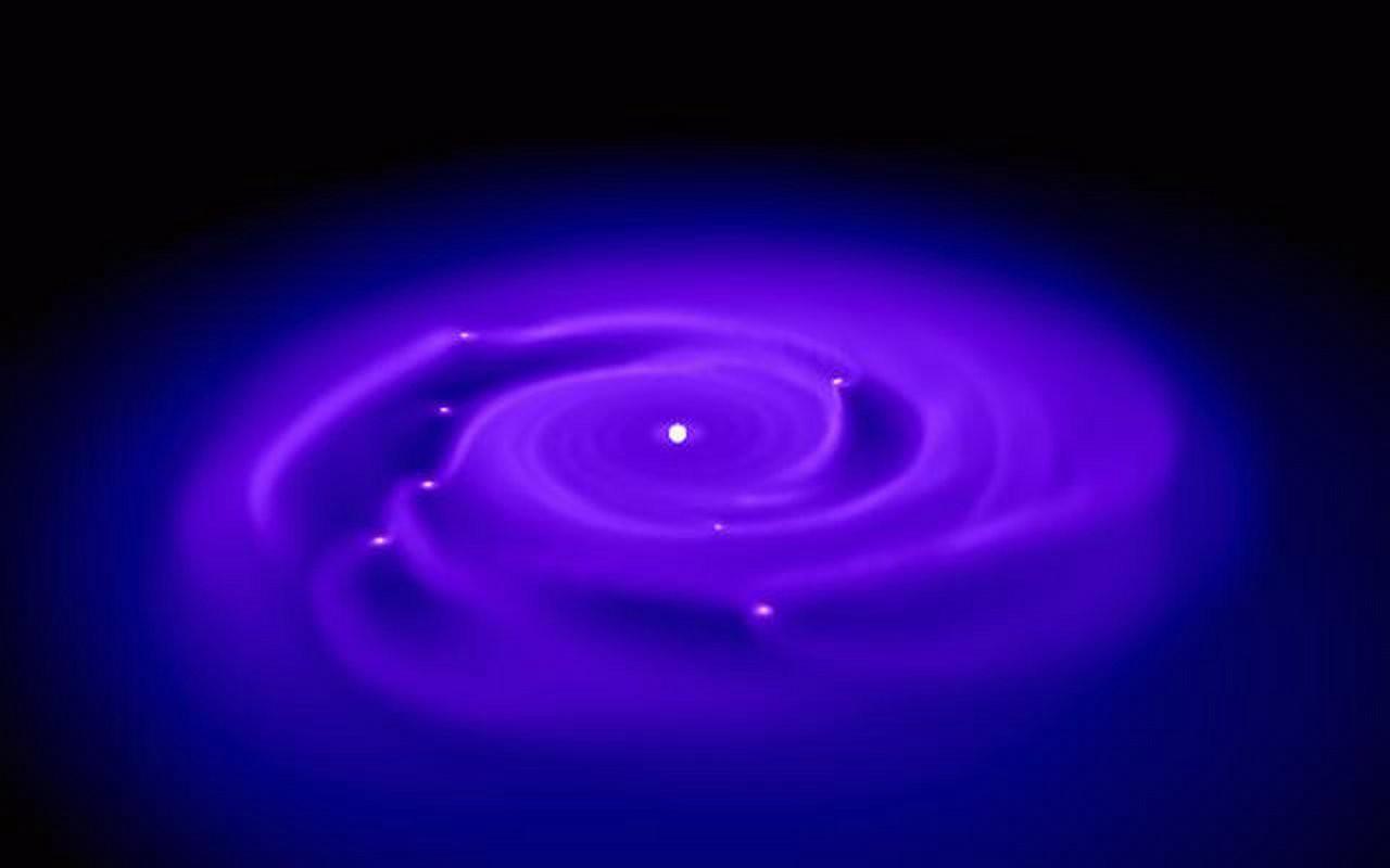 Спросите Итана №82: почему все планеты находятся в одной плоскости? - 1
