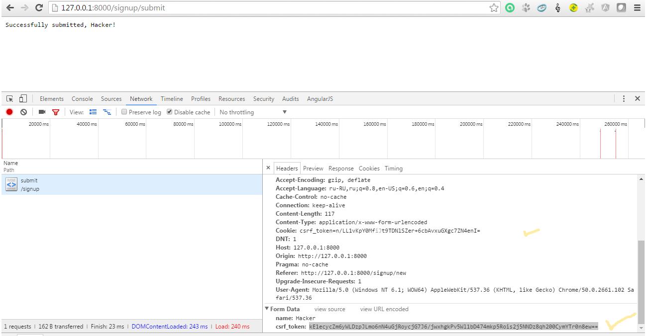 Безопасное использование языка Go в веб-программировании - 3