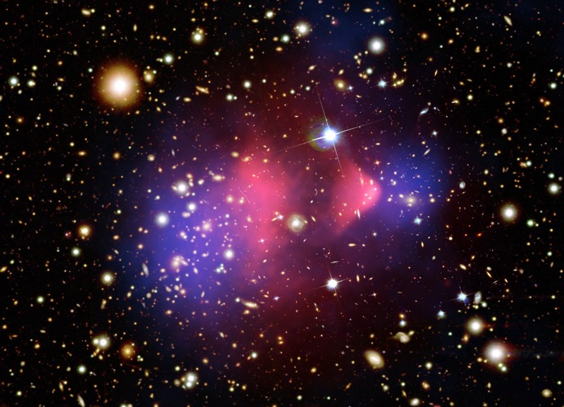 Как умер главный конкурент тёмной материи - 20