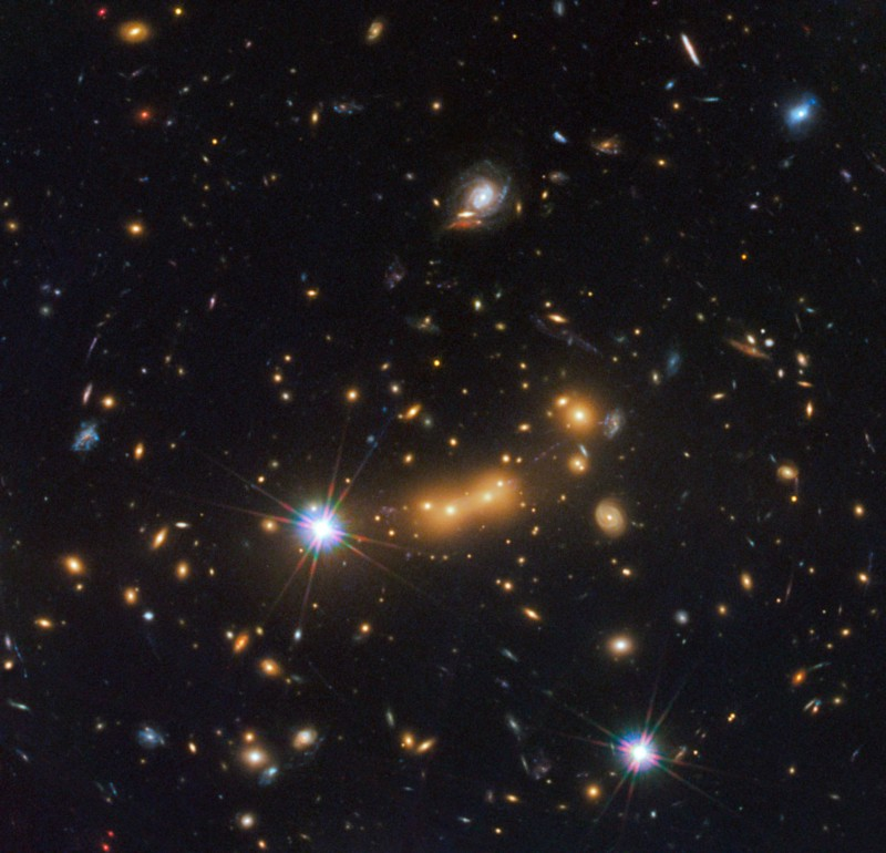 Как умер главный конкурент тёмной материи - 6