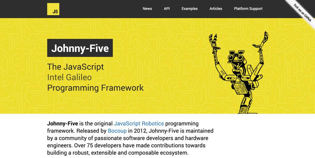 JavaScript выходит за пределы Web в 2015 году - 8