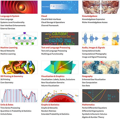 Обзор новых возможностей Mathematica 11 и языка Wolfram Language - 2