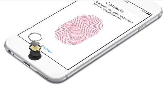 В 2017 году половина смартфонов будет со встроенными датчиками считывания отпечатков пальцев