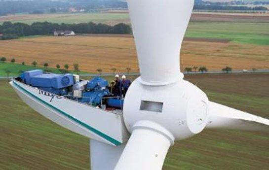 В Ульяновской области будут производить комплектующие для ветрогенераторов