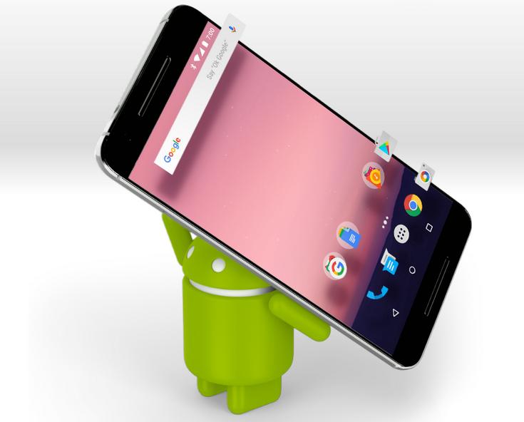 Аппараты Nexus получат Android 7.0 Nougat сегодня