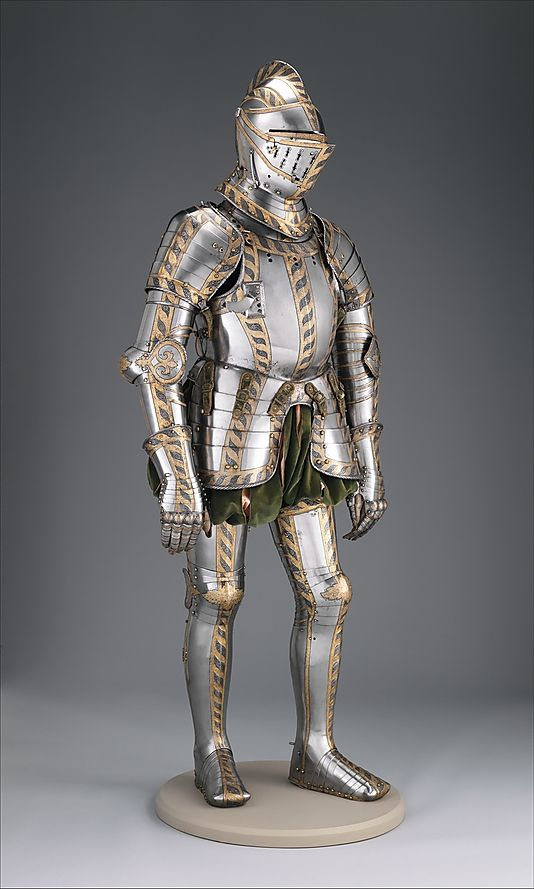 Средневековое оружие и броня: распространённые заблуждения и часто задаваемые вопросы - 13