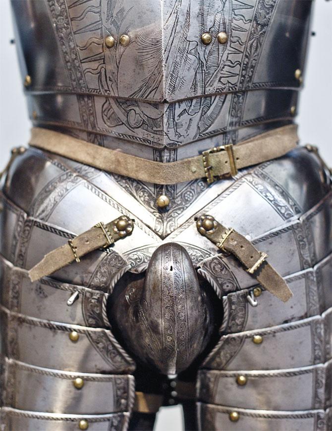 Средневековое оружие и броня: распространённые заблуждения и часто задаваемые вопросы - 9