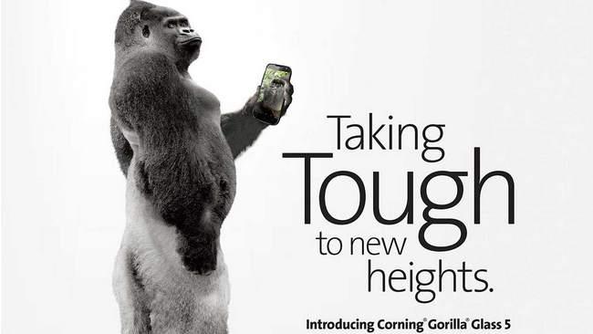 Как ожидается, экран смартфона Oppo Find 9 будет защищен стекло Gorilla Glass 5