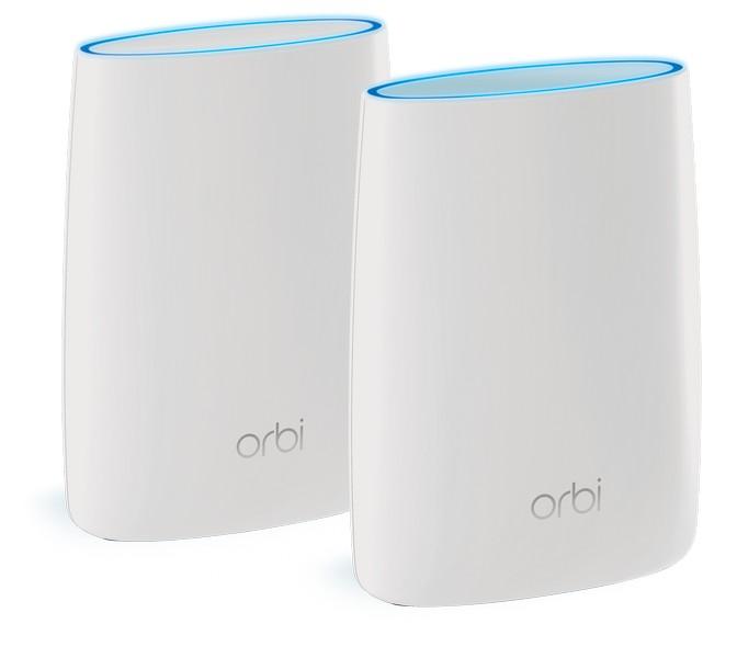 Маршрутизатор Netgear Orbi стоит 400 долларов