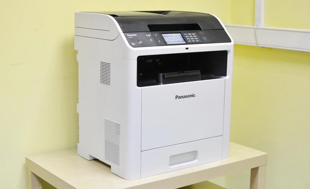 Офисная мечта: изучаем топовый МФУ Panasonic DP-MB545 - 1