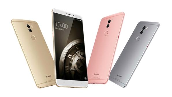 Премиальные смартфоны 360 Q5 и Q5 Plus защищены на аппаратном уровне