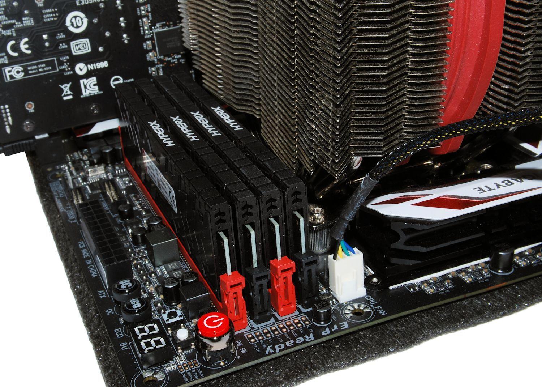 Обзор комплекта памяти HyperX Predator DDR4-3000 - 5