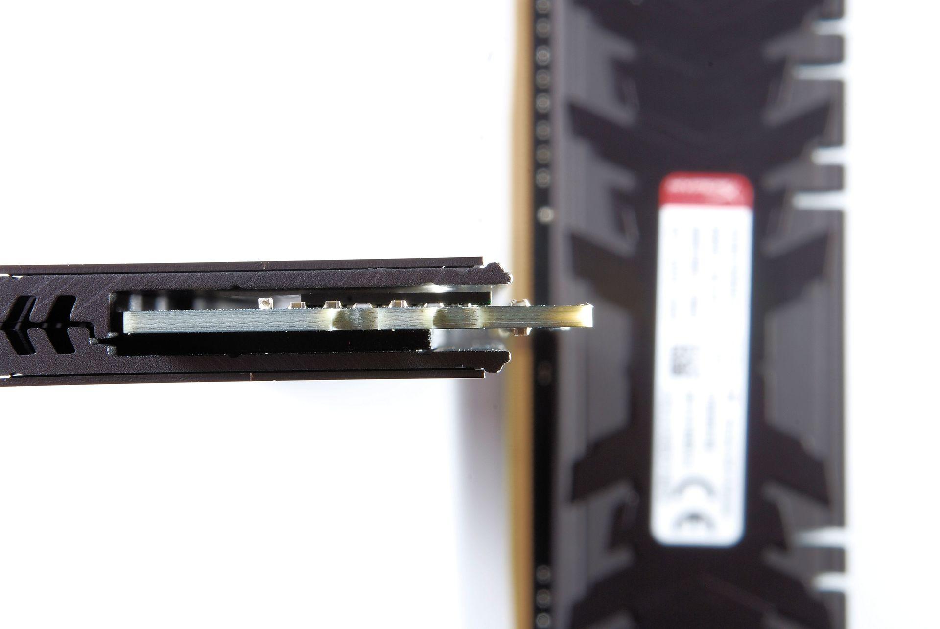 Обзор комплекта памяти HyperX Predator DDR4-3000 - 6