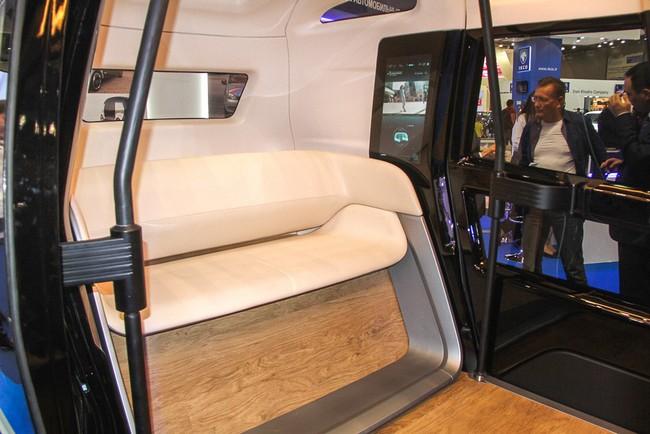 «КамАЗ» обещает выпустить беспилотные автобусы в России уже в 2018 году