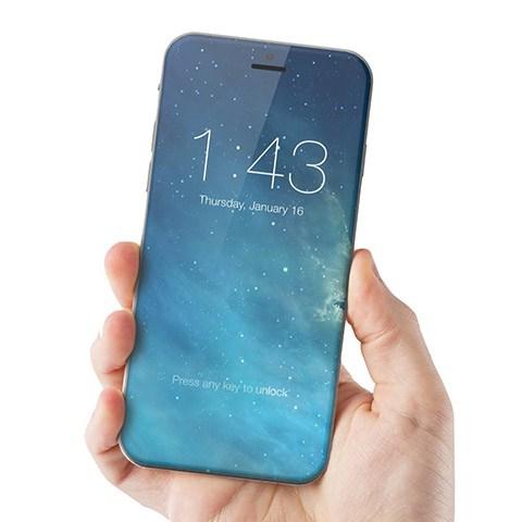 По новым данным, с 2017 года смартфоны iPhone лишатся кнопки Home