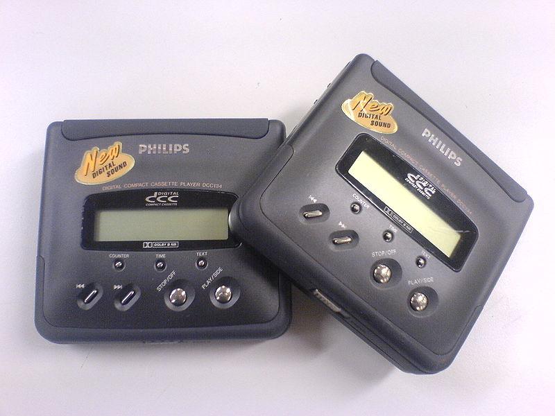 Забытые форматы аудио: цифровая компакт-кассета - 3
