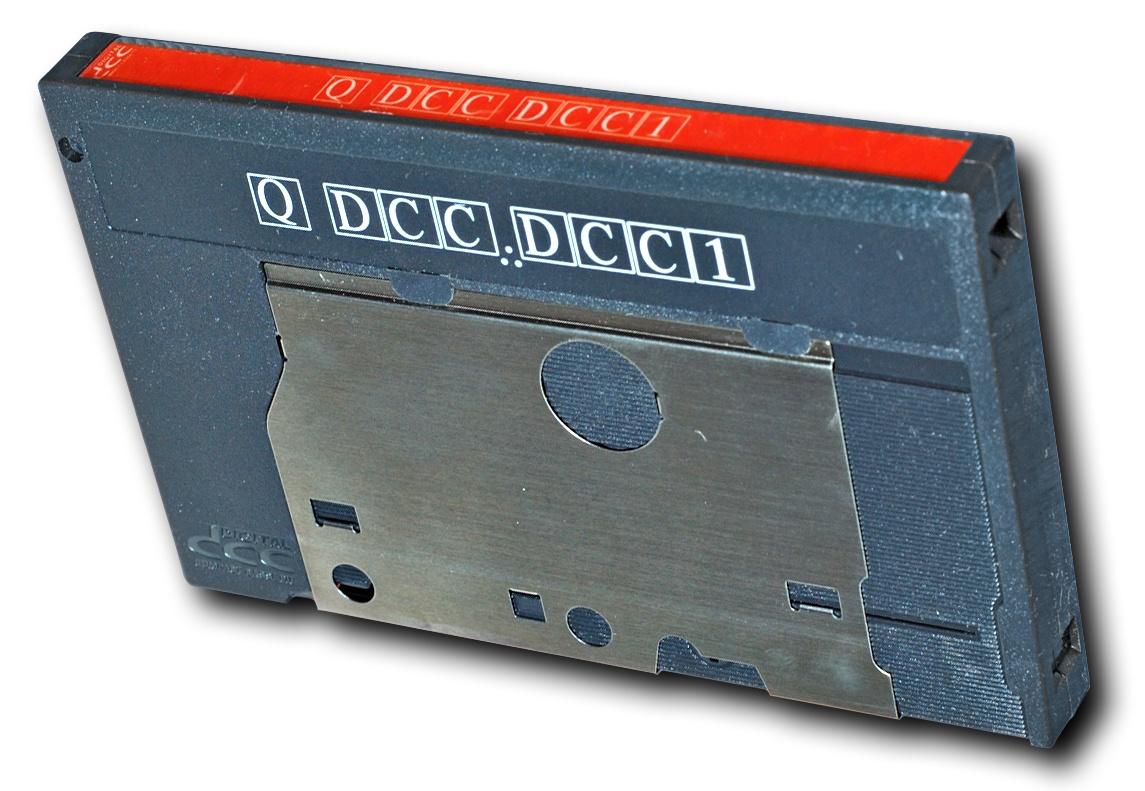 Забытые форматы аудио: цифровая компакт-кассета - 4