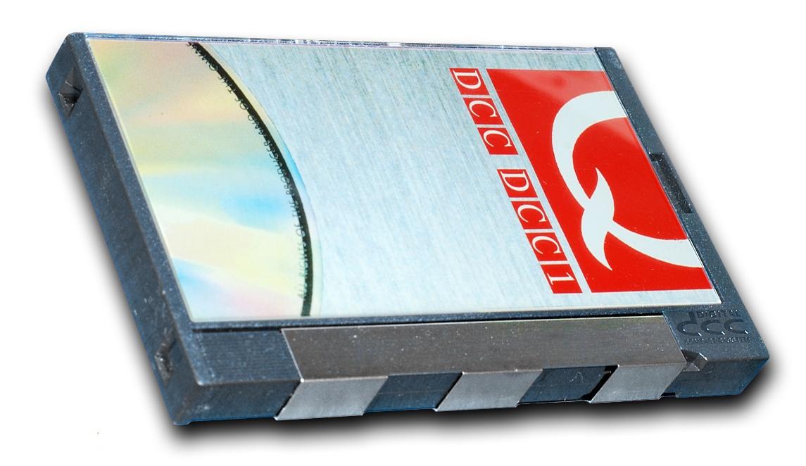 Забытые форматы аудио: цифровая компакт-кассета - 5