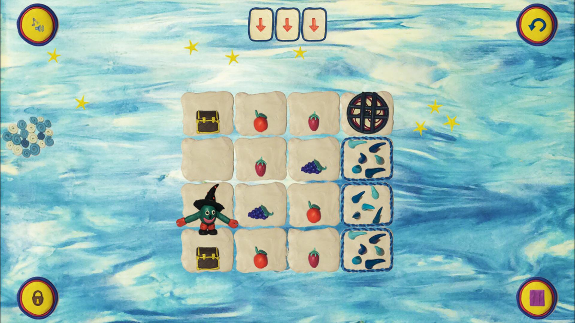 Разработка игры с использованием пластилиновой анимации - 1