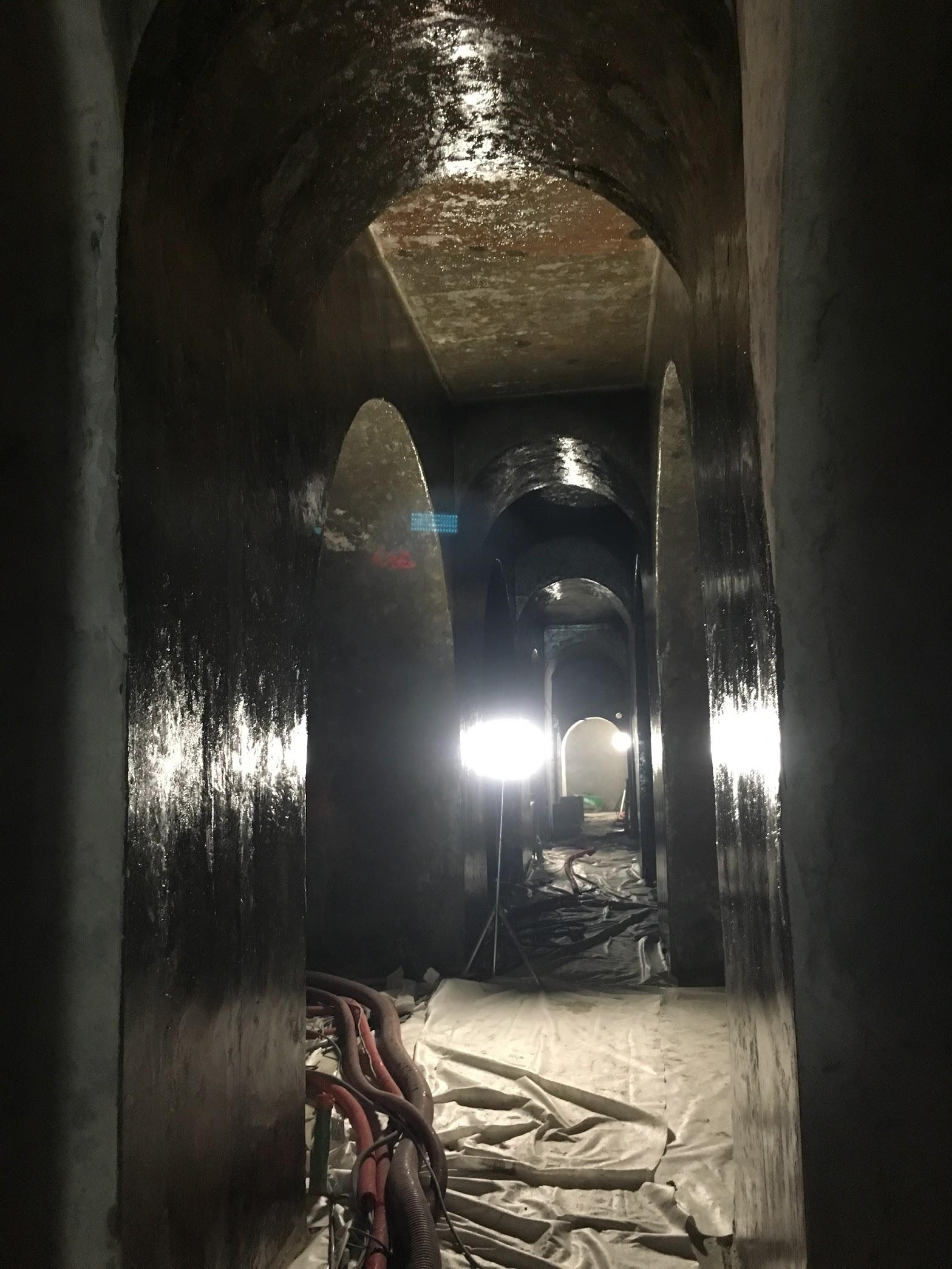 Ядерный бункер в Париже переоборудуют в дата-центр компании online.net - 7