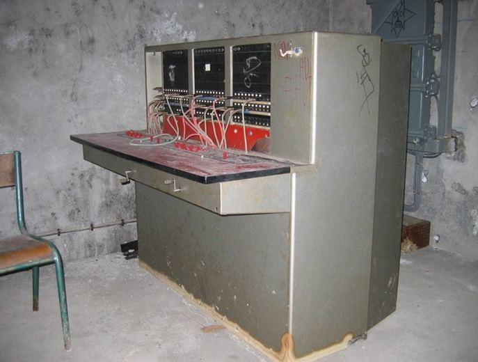 Ядерный бункер в Париже переоборудуют в дата-центр компании online.net - 1