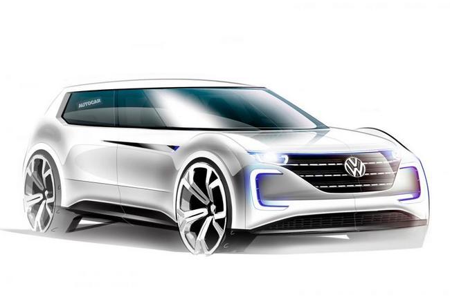 Электромобиль Volkswagen сможет пополнять запас хода на 480 км за 15 минут