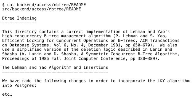 Информатика за индексами в Постгресе - 10