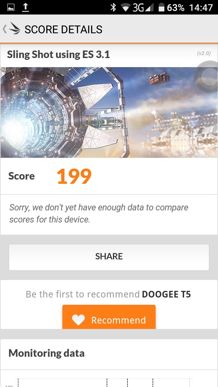 Обзор защищенного смартфона Doogee T5: не дорого, но богато - 14