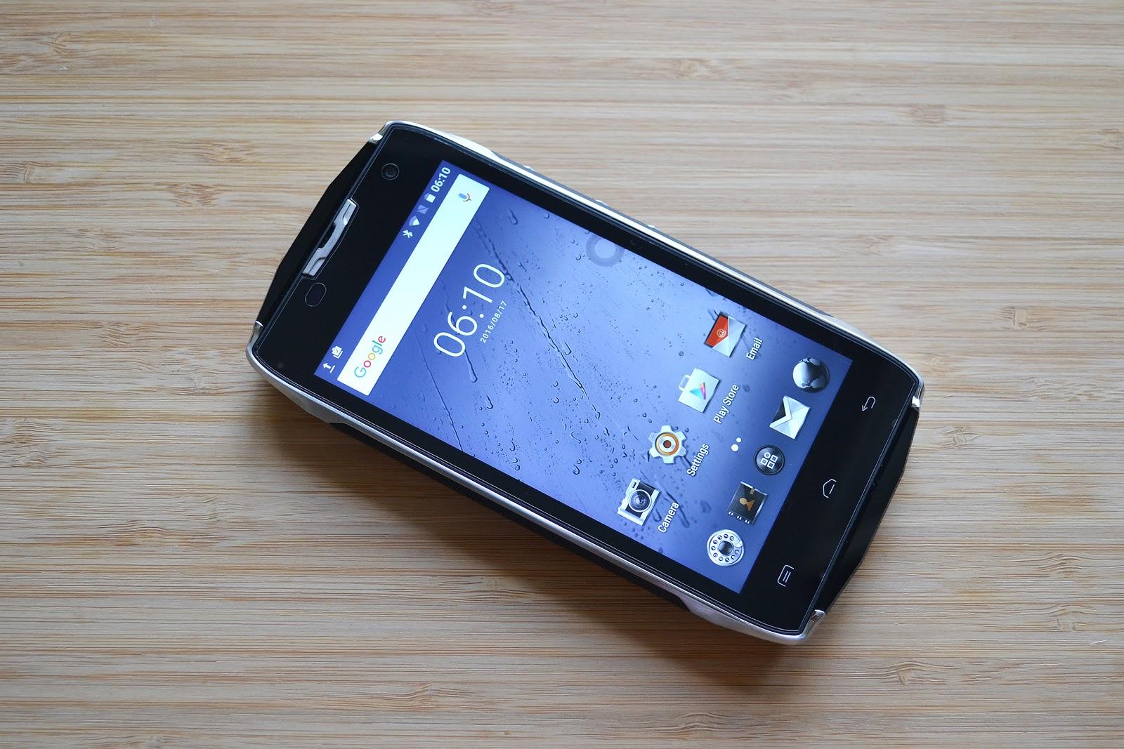 Обзор защищенного смартфона Doogee T5: не дорого, но богато - 2