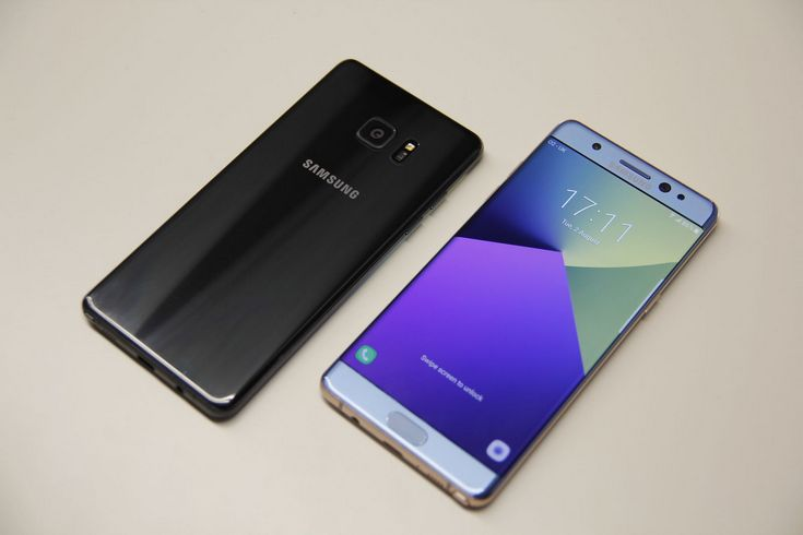 Смартфон Galaxy Note7 рискует загореться во время зарядки