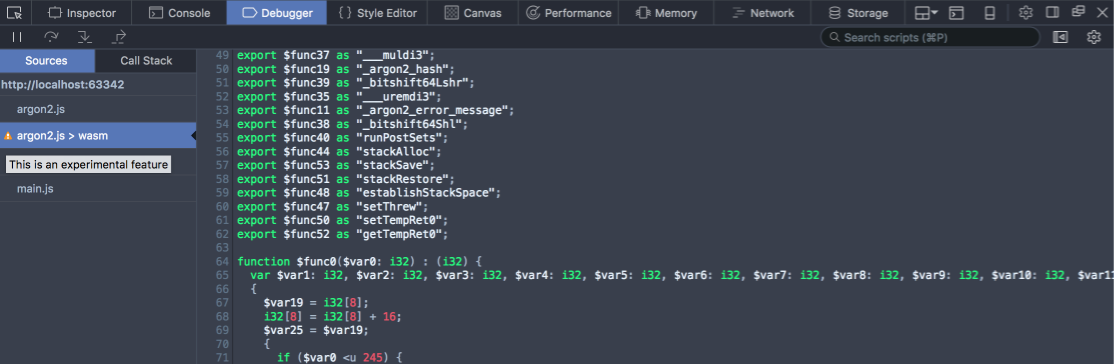 64-битная арифметика в браузере и WebAssembly - 4