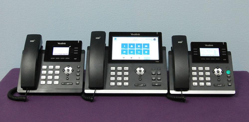 IP телефоны Yealink для работы с Microsoft Skype for Business - 1