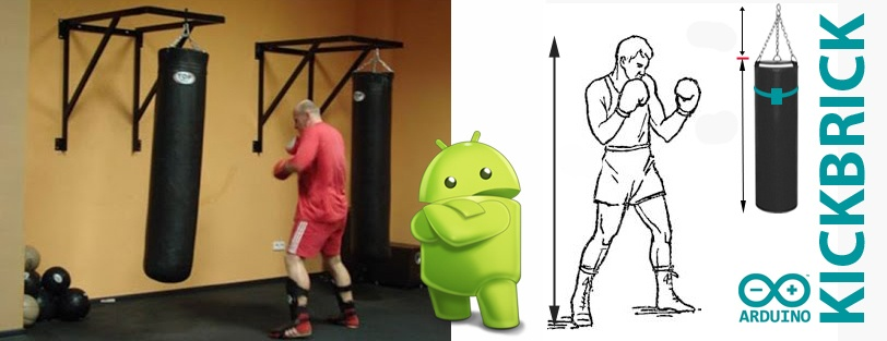 [Made in Podolsk] KickBrick — фитнес-трекер для ударных видов спорта - 1