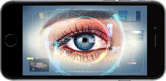Сканер радужной оболочки глаз в iPhone должен появиться в следующем году