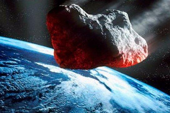 На Землю должен упасть огромный астероид