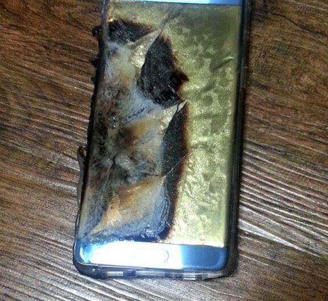 Рыночная стоимость Samsung за день уменьшилась на $7 млрд из-за проблем с Galaxy Note7