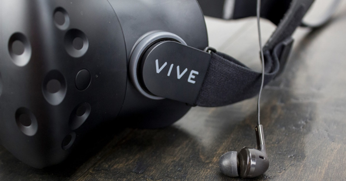 Стартап Quark VR создает беспроводную версию HTC Vive - 1