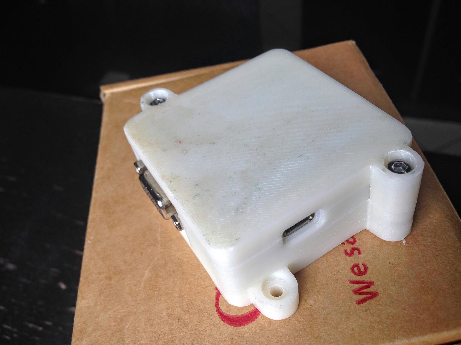 Адаптер педалей и-или шифтера Logitech G25-G27 на STM32 - 7