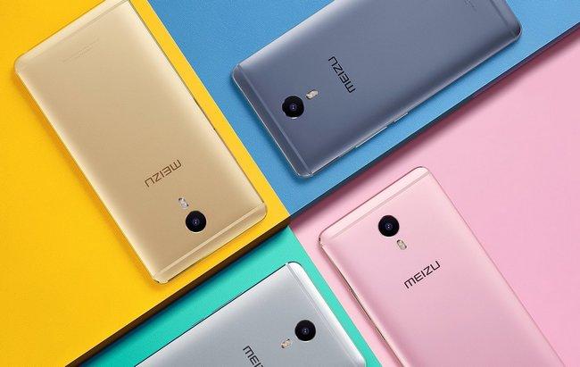 Представлен шестидюймовый смартфон Meizu M3 Max с аккумулятором емкостью 4100 мА•ч и SoC Helio P10 стоимостью $255