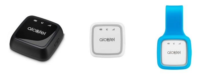 Alcatel представила MoveTrack, Move Track&Talk и MoveBand