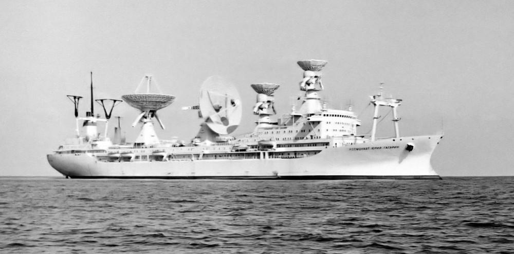 Корабли дальней космической связи - 14