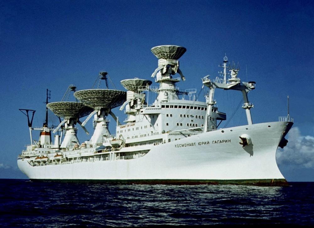 Корабли дальней космической связи - 15