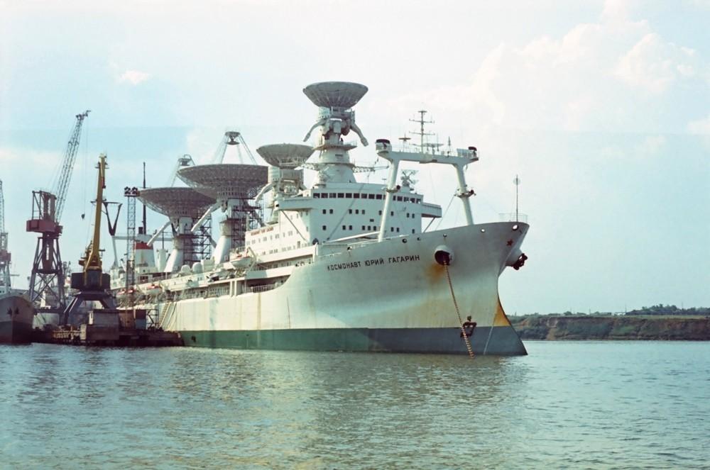 Корабли дальней космической связи - 16