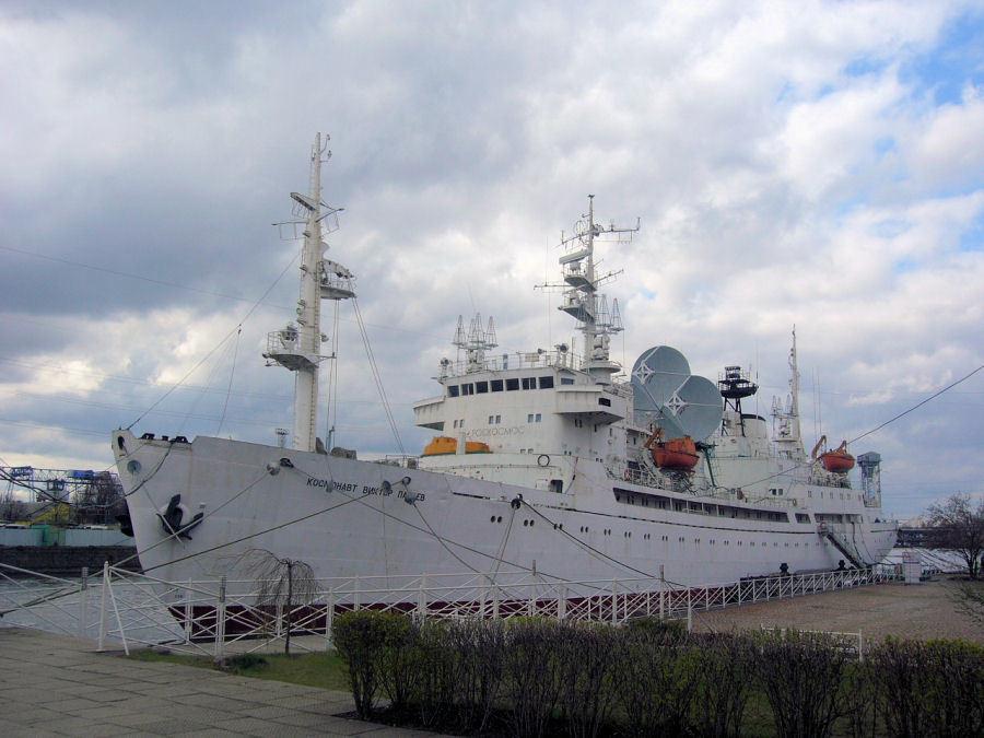Корабли дальней космической связи - 18