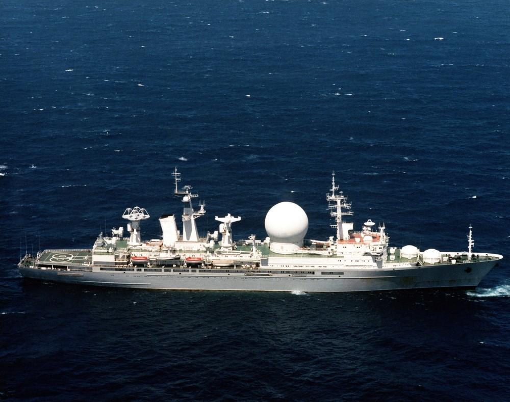 Корабли дальней космической связи - 7