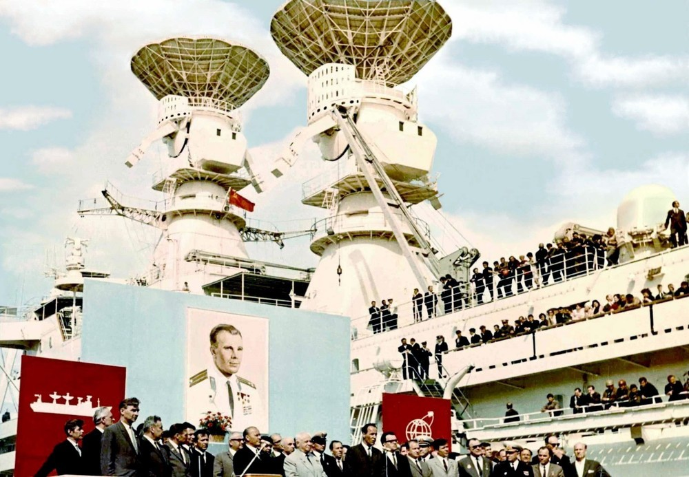 Корабли дальней космической связи - 9