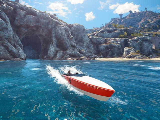 Модель взаимодействия судов с водой в видеоиграх: часть 2 - 1